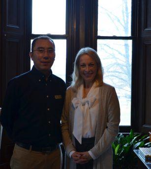 伊甸教育受邀访问加拿大顶级女子私校-特拉法加城堡学校